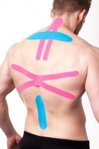 Kinesiotape voor sneller herstel en minder pijn
